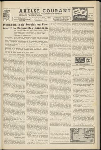 Axelsche Courant 1958-01-18