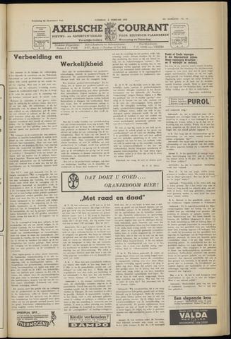 Axelsche Courant 1952-02-02