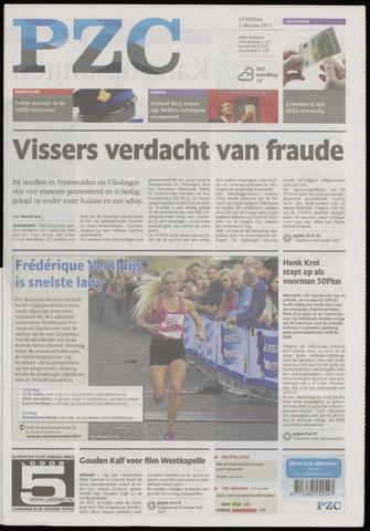 Provinciale Zeeuwse Courant 2013-10-05