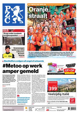 Provinciale Zeeuwse Courant 2018-02-26