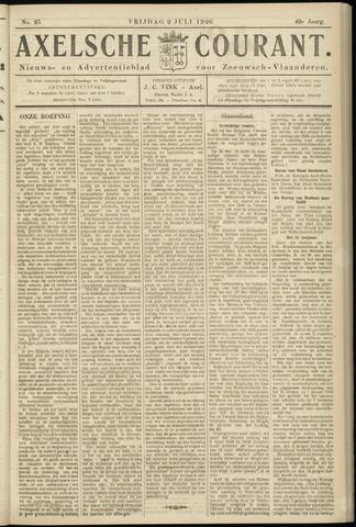 Axelsche Courant 1926-07-02