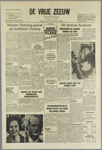 de Vrije Zeeuw 1967-03-16