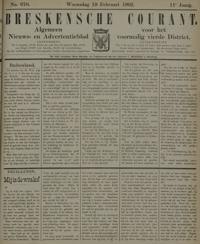 Breskensche Courant 1902-02-19