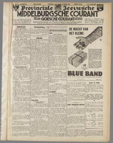 Middelburgsche Courant 1933-04-29