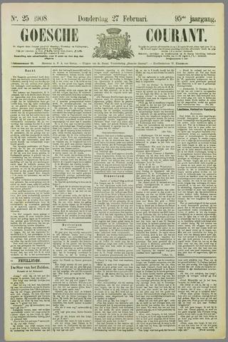 Goessche Courant 1908-02-27