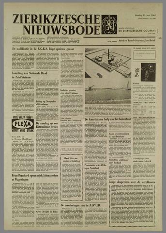 Zierikzeesche Nieuwsbode 1965-06-15