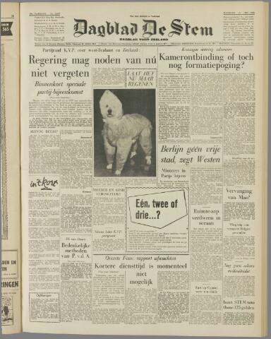 de Stem 1958-12-15
