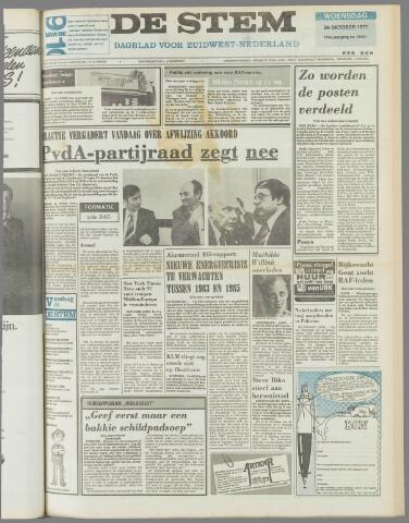 de Stem 1977-10-26