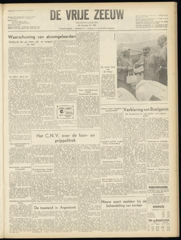 de Vrije Zeeuw 1955-07-11