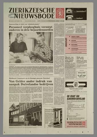 Zierikzeesche Nieuwsbode 1993-09-24