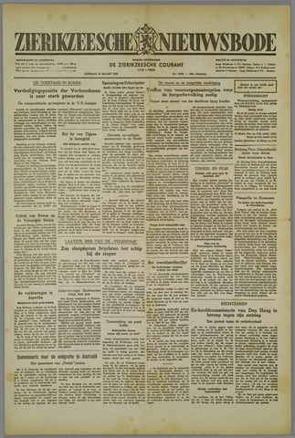 Zierikzeesche Nieuwsbode 1952-03-18