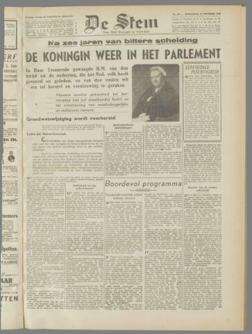 de Stem 1945-11-21
