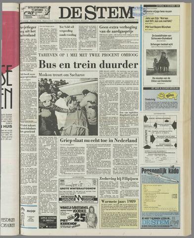 de Stem 1989-12-16