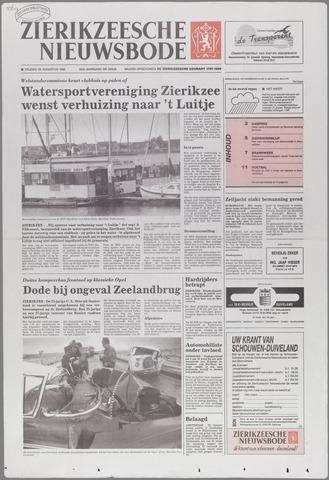 Zierikzeesche Nieuwsbode 1995-08-25