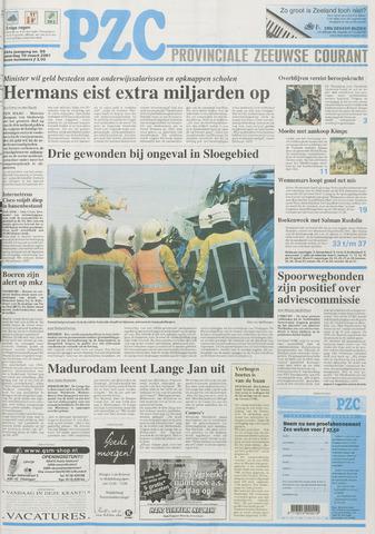 Provinciale Zeeuwse Courant 2001-03-10