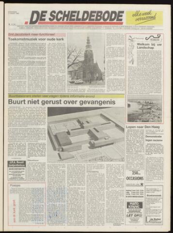 Scheldebode 1992-03-11