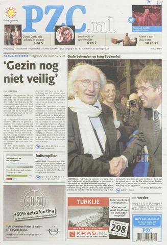 Provinciale Zeeuwse Courant 2010-03-10