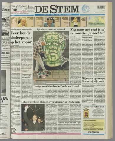 de Stem 1996-10-14