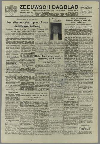 Zeeuwsch Dagblad 1953-11-04