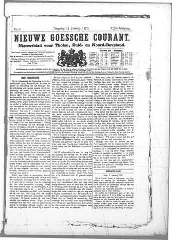 Nieuwe Goessche Courant 1870-01-11