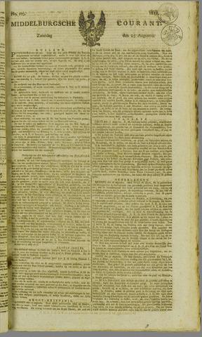 Middelburgsche Courant 1817-08-23