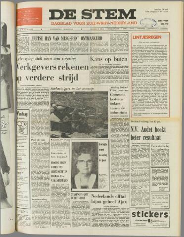 de Stem 1973-04-28