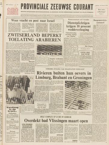 Provinciale Zeeuwse Courant 1970-02-24