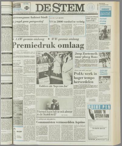 de Stem 1983-10-03