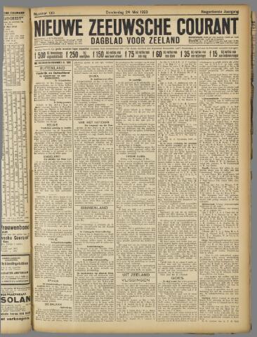 Nieuwe Zeeuwsche Courant 1923-05-24