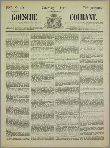 Goessche Courant 1887-04-02