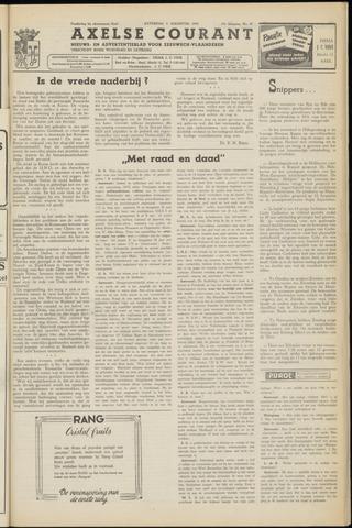 Axelsche Courant 1953-08-08