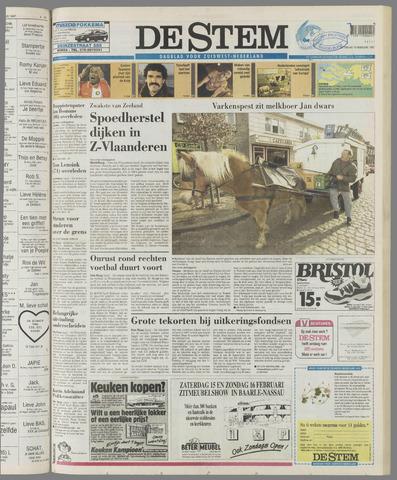 de Stem 1997-02-15
