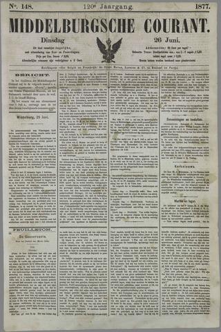 Middelburgsche Courant 1877-06-26