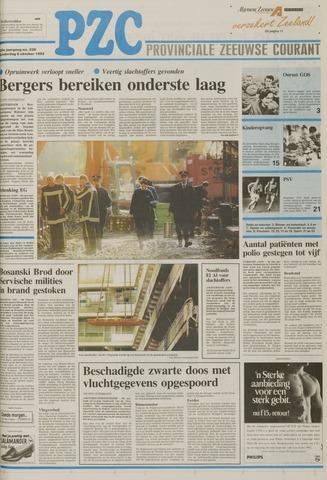 Provinciale Zeeuwse Courant 1992-10-08