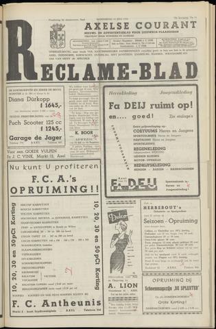Axelsche Courant 1956-07-18