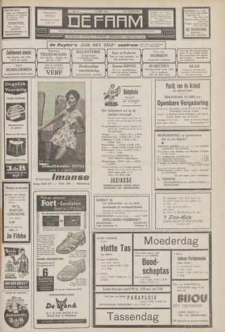 de Faam en de Faam/de Vlissinger 1961-05-12