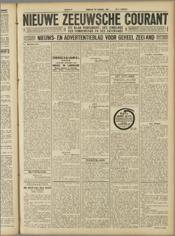 Nieuwe Zeeuwsche Courant 1930-01-28