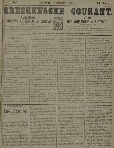 Breskensche Courant 1904-10-15