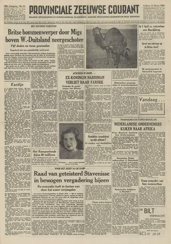 Provinciale Zeeuwse Courant 1953-03-13