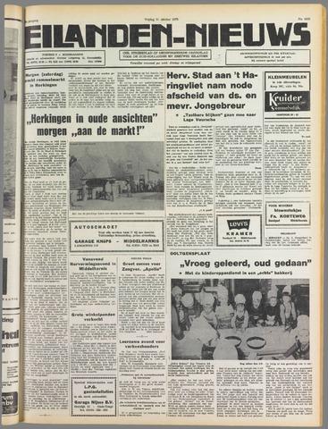 Eilanden-nieuws. Christelijk streekblad op gereformeerde grondslag 1975-10-31