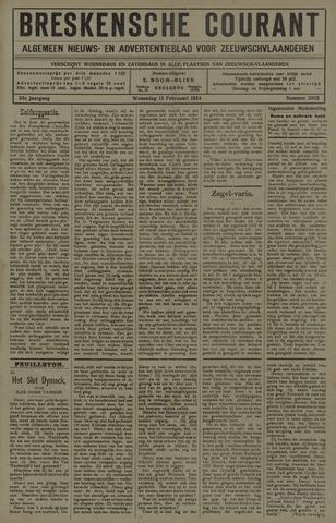 Breskensche Courant 1924-02-13