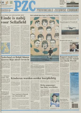 Provinciale Zeeuwse Courant 2000-03-28
