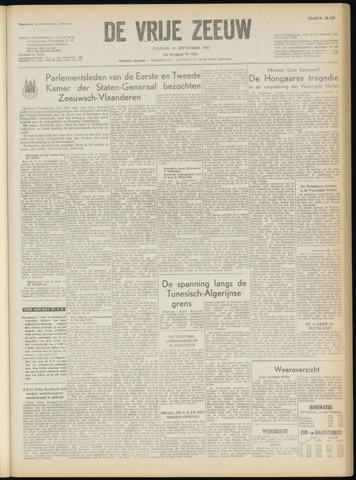de Vrije Zeeuw 1957-09-13