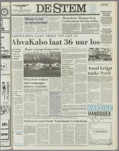 de Stem 1985-07-31