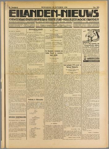 Eilanden-nieuws. Christelijk streekblad op gereformeerde grondslag 1936-10-28