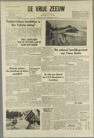 de Vrije Zeeuw 1966-01-07