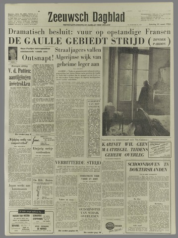 Zeeuwsch Dagblad 1962-03-24