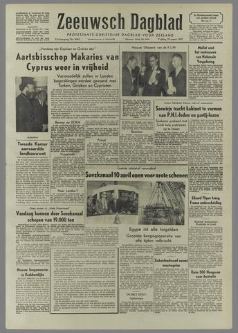 Zeeuwsch Dagblad 1957-03-29