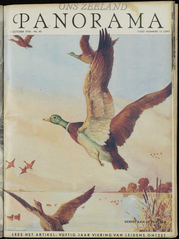 Ons Zeeland / Zeeuwsche editie 1936-10-01