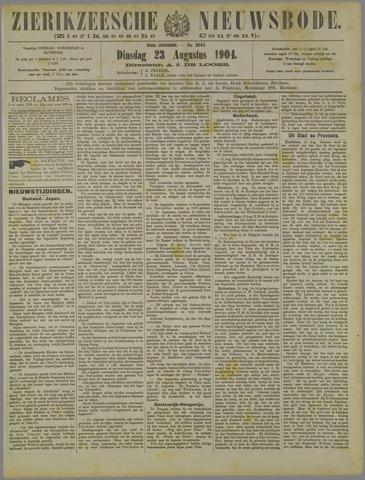 Zierikzeesche Nieuwsbode 1904-08-23